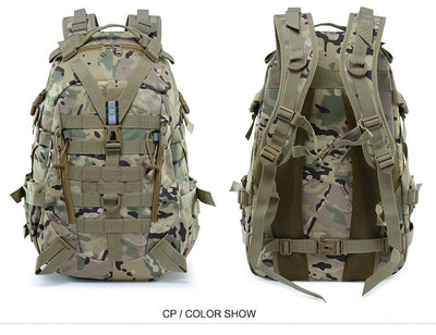 40L Military Hiking Backpack