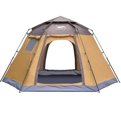 Pop-up Automatic Tent 4 Person Instant Camping Tent