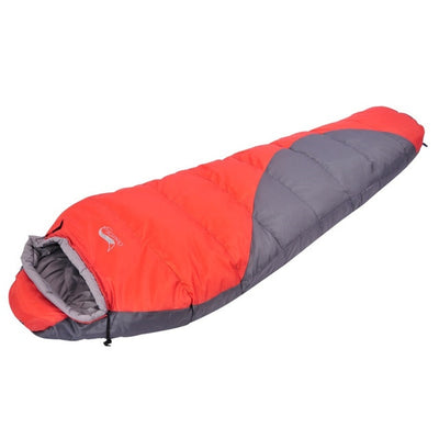 Winter Camping Warm Sleeping Bags with Compression Sack  for Hiking Traveling