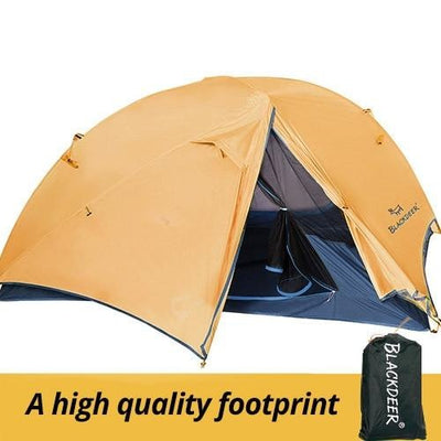 2 Person Ultralight Waterproof  Backpacking Tents for outdoor Camping
