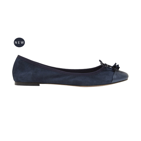 My-friend-Chloe Ballerina dark blue