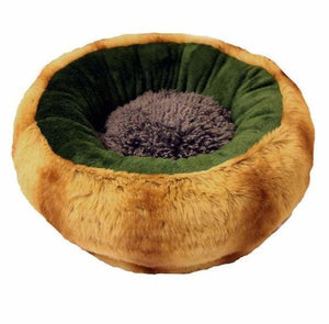 Pharaoh Faux Fur Bed