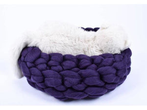 All-Out Luxury Merino Wool Pet Bed