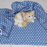 Patterned Pet Blanket