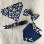 Reversible Dog Bandana