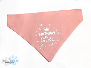 Dog Birthday Bandana