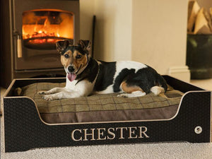 Classic Winchester Dog Bed