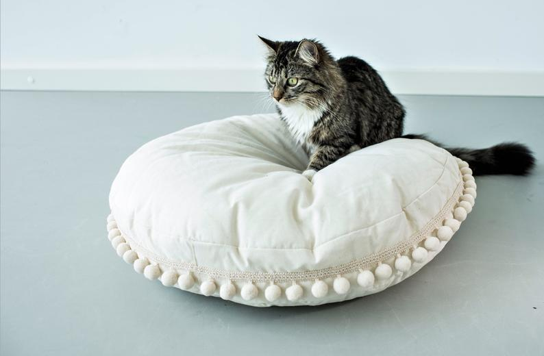 Comfy Cat Cushion
