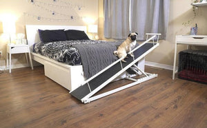 Walker Wooden Dog Ramp
