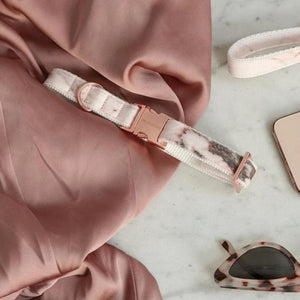 Rose Gold and Marble Blush - Ultra Class Luxury
