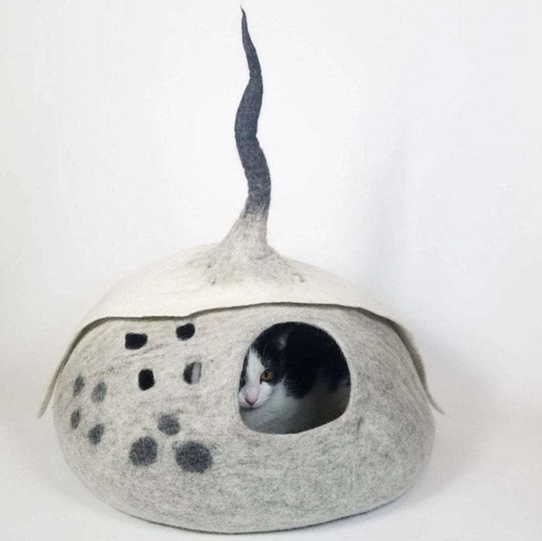 Magical Fairytale Cat Cave