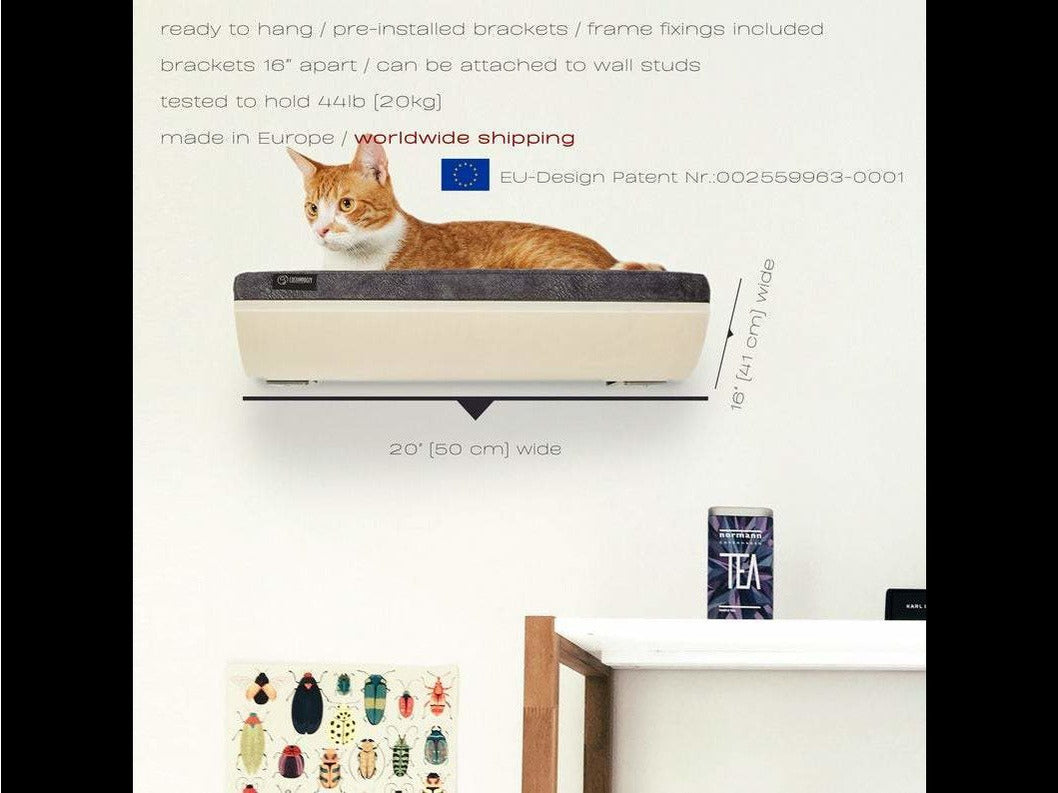 Eagle Eye Cat Shelf