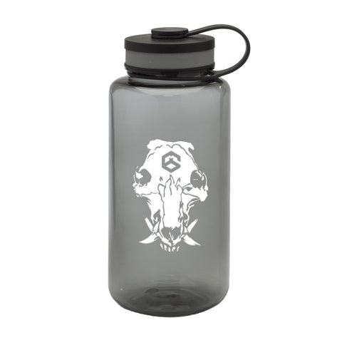 Full Boar Skull Water Bottle