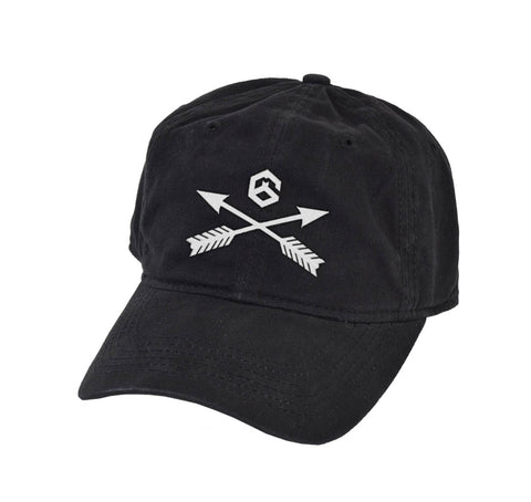 Crossed Arrows Dad Hat
