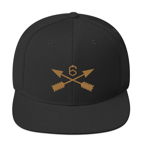 M60 Crossed Arrows Snapback
