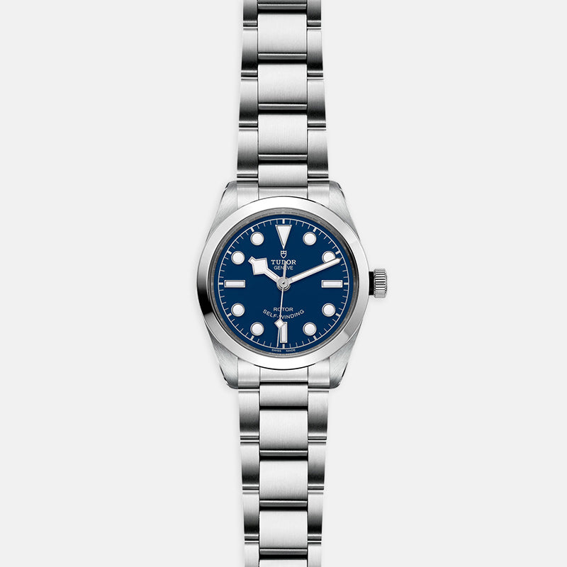 TUDOR Black Bay<br>  36mm Blue Dial<br> Stainless Steel Bracelet