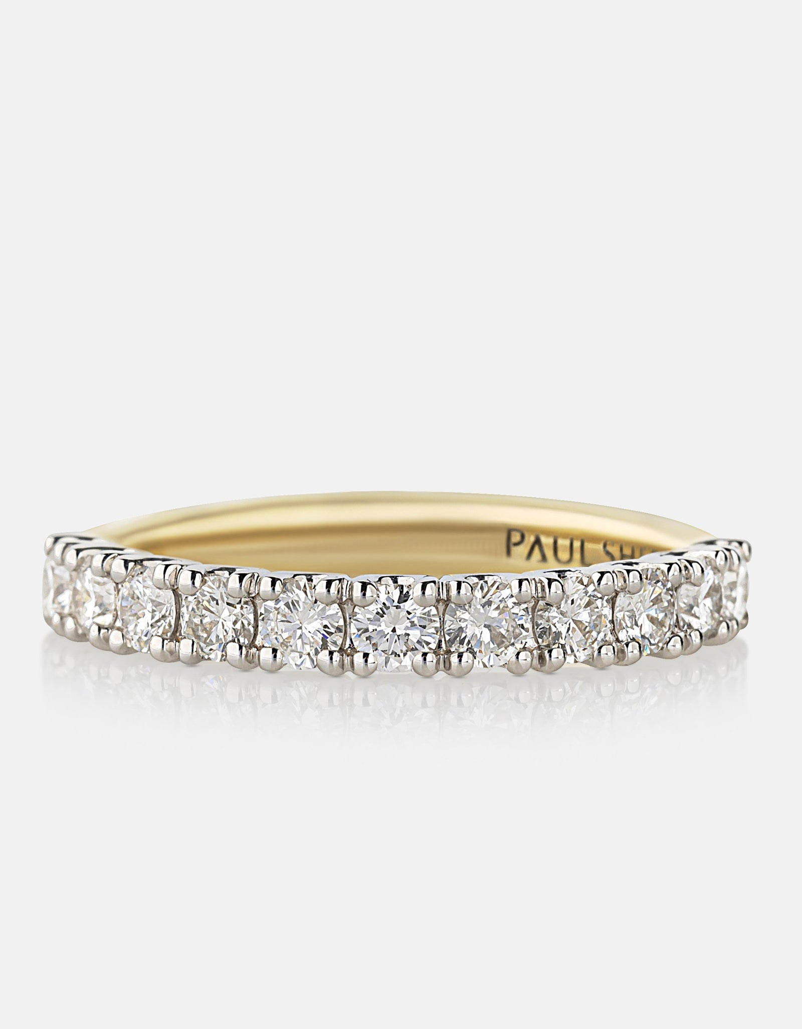 0.79ct Diamond Eternity Ring<br>18ct Yellow Gold