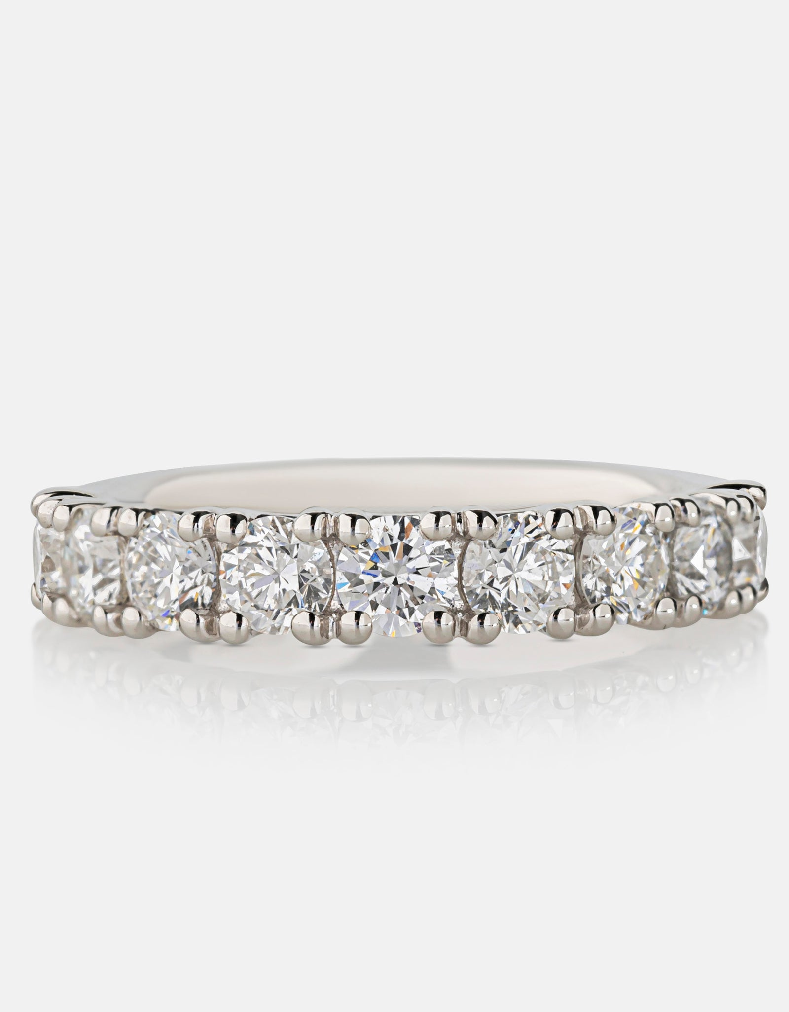 1.75ct Diamond Eternity Ring<br>Platinum