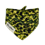 Load image into Gallery viewer, Camouflage Dog Bandana - Bandoga