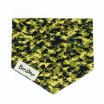 Load image into Gallery viewer, Camouflage Dog Bandana