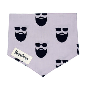 The Beard Dog Bandana - Bandoga