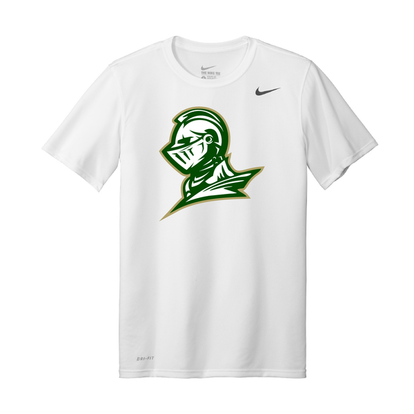 Notre Dame Nike White Legend Tee