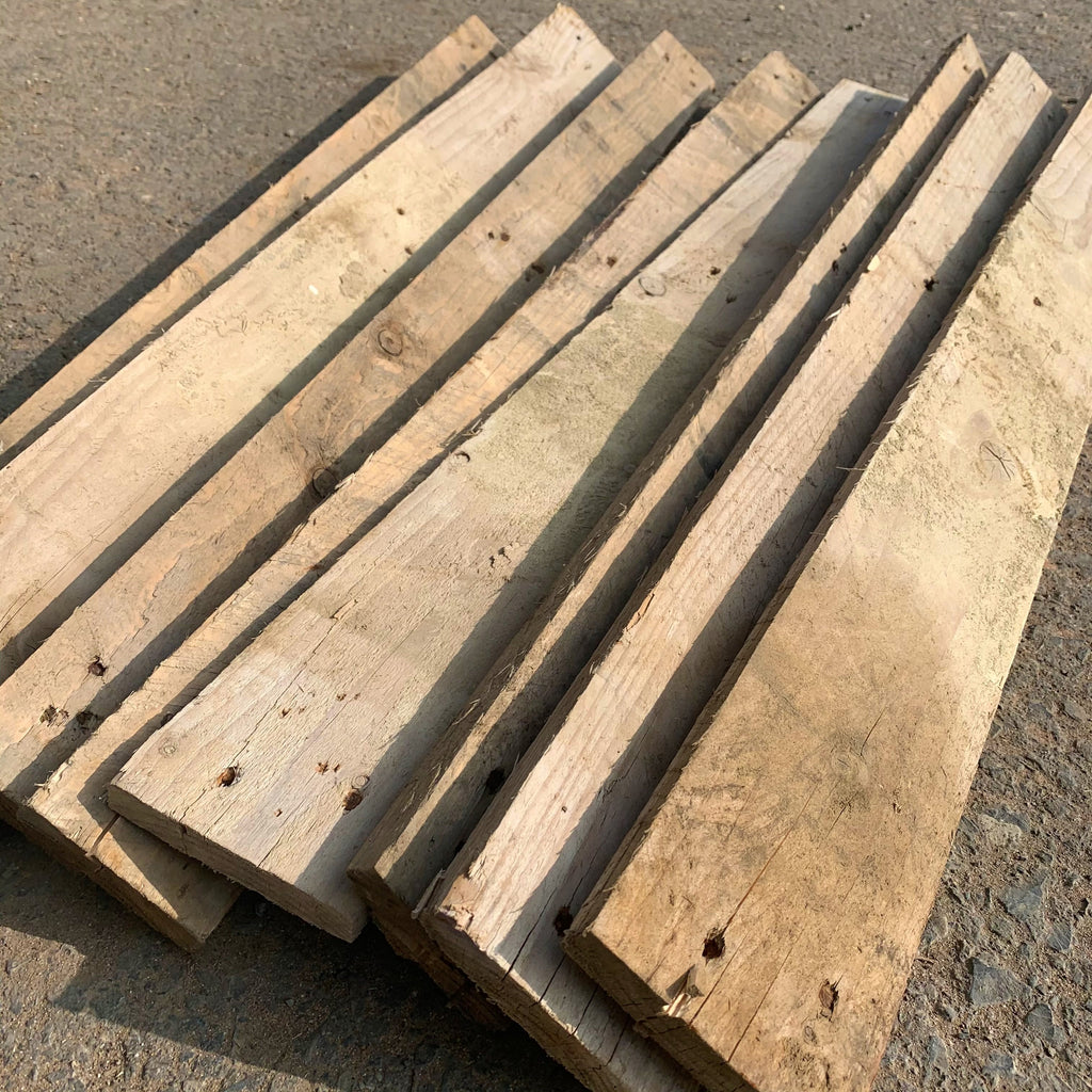 Now Offering Pallet Wood in Sanded and Special Options!