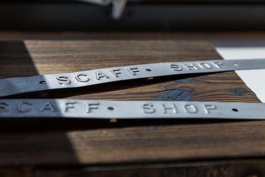 The Scaff Shop Online Store Has Launched!