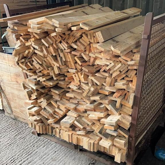New Pallet Wood sold in individual lengths