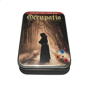 Occupatio Card Game Collector's Card Box