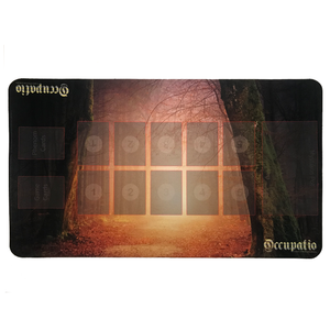 Occupatio Card Game Collector's Game Mat
