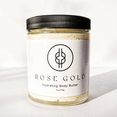 Holy Raw Rose Gold Body Butter