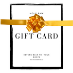 Load image into Gallery viewer, Holy Raw Gift Card