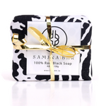 Load image into Gallery viewer, SAMINA - 100% Authentic Black Soap from Ghana | Holy Raw