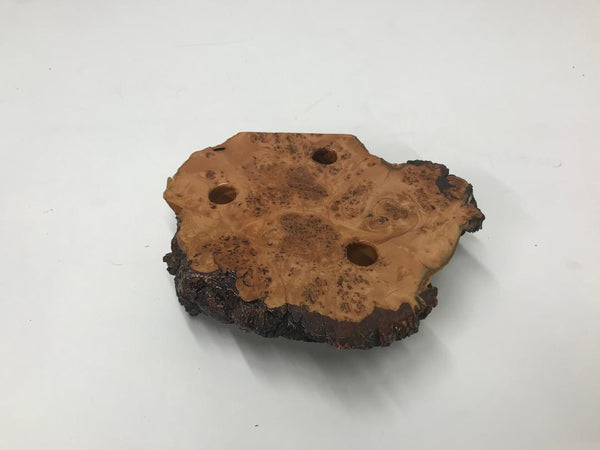 The Aspen burls have some very amazing color and character.