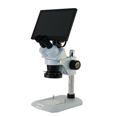 Richter Optica S2-SPS-LCD Digital LCD 10x/30x Stereo Microscope