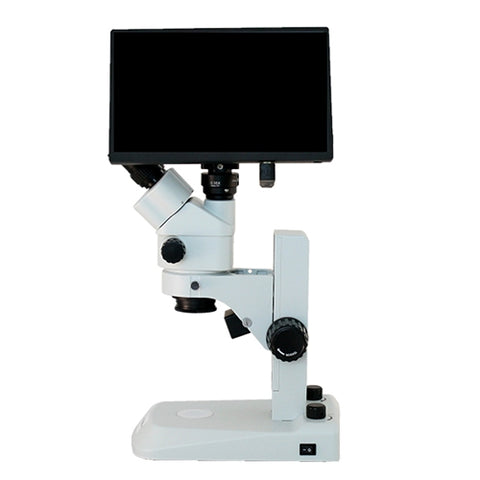 Richter Optica S6LCD-BL Stereo Zoom Microscope 7x-45x