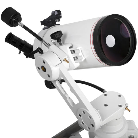 Explore Scientific FirstLight 5-inch Maksutov-Cassegrain on the TwiLight I Adjustable Alt-Azimuth Mount with Accessories