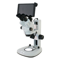 Richter Optica S6LCD-RLT Student Stereo Zoom Microscope 7x-45x