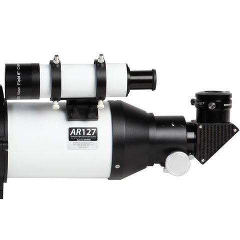 Explore Scientific 127mm Achromat Refractor Telescope - Optical Tube Assembly with Accessories
