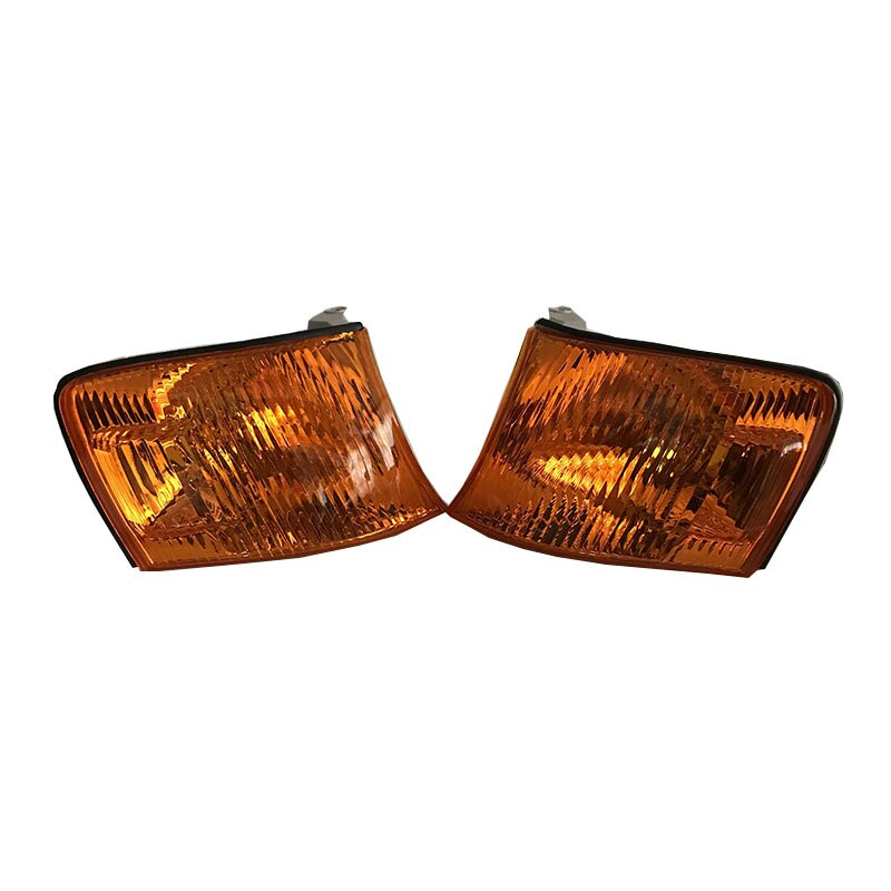 Toyota JZX100 Front Corner Lights/Turn Signals (Clear/Amber)