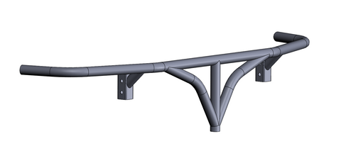 Toyota JZX100 Front Bash Bar