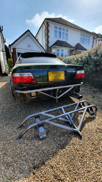 Toyota JZX100 Rear Bash Bar