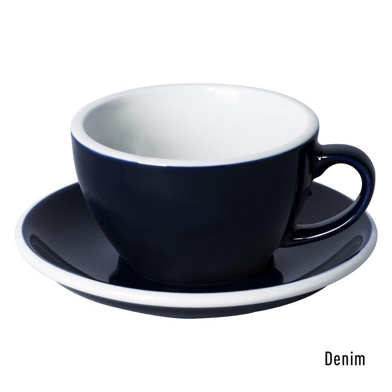 Loveramics Egg 250mL Cappuccino Cup & Saucer