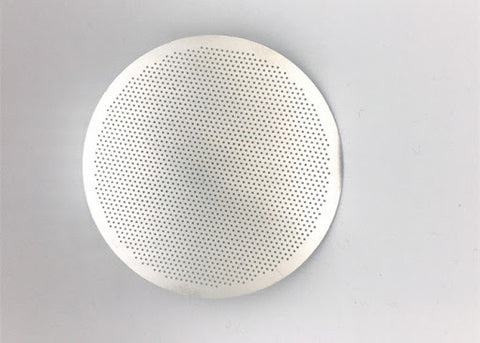 Disc Metal Filter - Precision