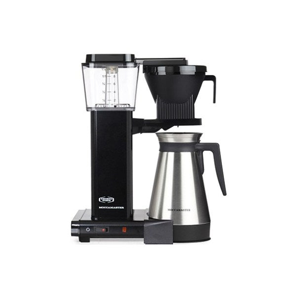 Technivorm Moccamaster CoffeeMaker KGBT-741 Thermal Carafe-Black
