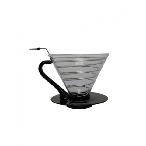 BEAN PLUS GLASS COFFEE DRIPPER GD04