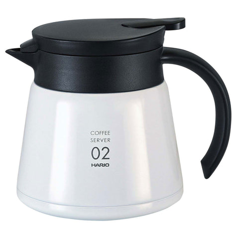 HARIO V60 INSULATED STAINLESS STEEL SERVER 600 02