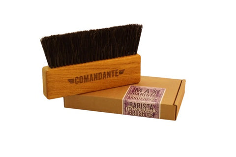 Comandante Barista Brush #2 Max | Available Colors: Oak / Beech / Pear