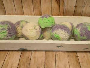 Bath Bombs & Bubbly Bath Truffles